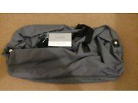 Calvin Klein Mens Grey Duffel Bag - BRAND NEW