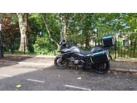 Suzuki V-Strom 650 XT / DL 650, 2015, fully loaded, low mileage, available in central London