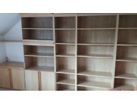 large bookshelves urgent