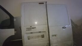 Ford Transit Mk7 Rear doors low roof