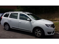 2015 Dacia Logan MCV Laureate 1.5 dCi90 with very low mileage for sale - TAXFREE