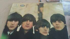 The Beatles for sale vinyl album