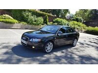 2007 AUDI A4 SE Quattro 6 Speed 4WD 1781 Turbo 4 door Saloon why A4 TDI A3 ,A6 Passat Avensis Honda
