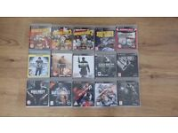 Ps3 300GB +2 controllers +15 games 110£+/-