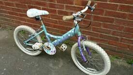 Two kids bikes
