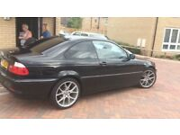 BMW 318ci coupe must see