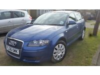 Audi A3 SPECIAL EDITION 5-door Hatchback 1.6CC patrol full service history with timing belt water