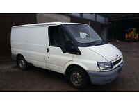 ford transit 20td mk6 for braking all parts available