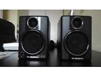 M-Audio AV40s (Pair) in excellent condition