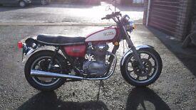 Yamaha xs 650 classic 78