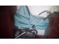 Baby pushchair from a smoke free, clean home