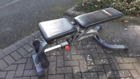 BODYMAX CF328 HEAVY DUTY WEIGHTS BENCH