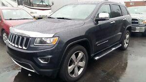2014 Jeep Grand Cherokee Limited,V-6,Toit,Navigation,équipé comp