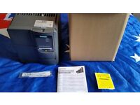 2X Siemens Micromaster 440 seriesprogrammable VSD/VFD, 1-3 phase in, up to 650 Hz output