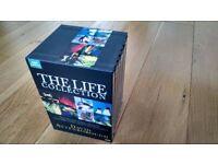 The Life Collection DVD - David Attenborough + ultra thin Samsung DVD player/writer