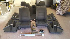 BMW e61 Seat, door Cards and interior trim