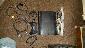 Playstation 3 superslim 500gb mint condition plus accessories