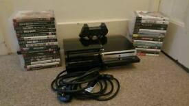 BACKWARDS COMPATIBLE PS3 WITH LOAD OF COOL GAMES