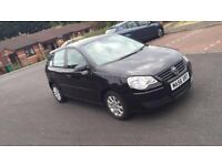 2007 Volkswagen Polo 1.4 SE 5 door * Low Mileage* Mot No Advisories * 56 plate