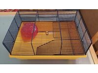 FREE Hamster/ Mouse Cage