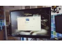 "LCD 22"" Monitor 1680x1050 resolution"