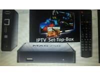 Mag 250 IPTV Box is back!
