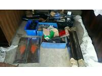 Job lot of scania lorry parts