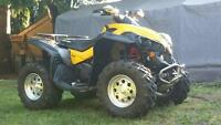 2010 CANAM RENEGADE800xxc Lots Of Aftermarket!! Sale Or Trade?