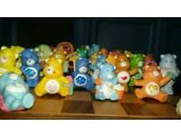 Vintage 1980s Care bears 28 all together