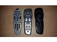 Sky remote, Virgin Media remote, Humux RT-531 remote