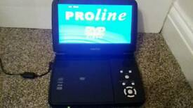 "Proline DVDP930W 9"" Widescreen Portable DVD Player"