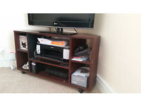 Tv stand / storage compartments