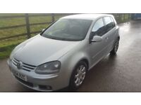 Vw golf 2.0 gt tdi.