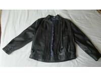 Lady's Leather Jacket Size 12