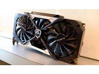 UNTESTED GEFORCE GTX 1070 XTREME GAMING - EXTREMELY RARE GPU