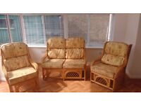 Conservatory Suite, Good Condition