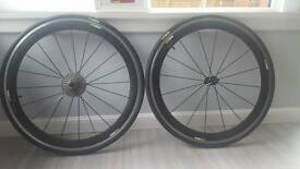 Mavic Cosmic Pro Carbon Clinchers