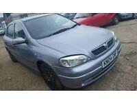 Vauxhall Astra 5 door, 1.6 petrol, long , good runner, cheap car