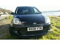 2008 Ford Fiesta Zetec 1.25 Blue Edition (SOLD )
