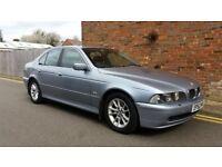 2002 (52) BMW 530D SE Auto 90,000 miles FSH