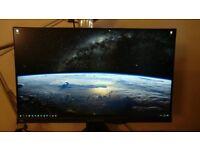 Acer Predator XB271HU Monitor - IPS - 27 Inch - G-Sync - 1440p / 2K - 165HZ