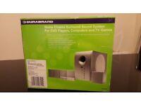 Duraband Home Cinema Surround Sound system