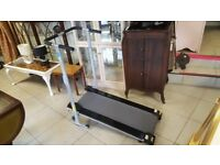 Pro Fitness Manual Treadmill