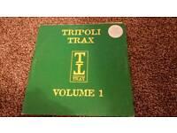 Tripoli Trax Volume 1 Vinyl