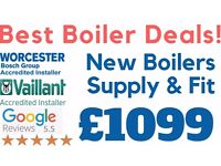 Worcester, Vaillant & BAXI Accredited/Expert Boiler Installation,Repair&Service/Gas certificate