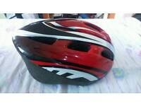 TRAX BIKE HELMET size 54 to 58 cm only used few times
