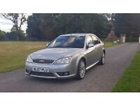 2007 Ford Mondeo ST 2.2, Diesel, Silver, leather, low miles