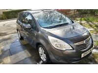 Vauxhall, MERIVA, MPV, 2011, Manual, 1364 (cc), 5 doors