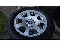 Genuine BMW Alloy wheels - 16 inch cheap winter set