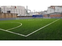 ALDGATE 6-A-SIDE LEAGUE - £55 PER GAME ONLY - (5-a-side 7-a-side)